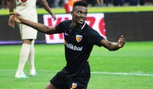 Besiktas preparing offer of 2 million Euros, plus 3 players for Kayserispor's Bernard Mensah