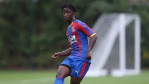 OFFICIAL: Crystal Palace extends contract of Ghanaian teen David Boateng