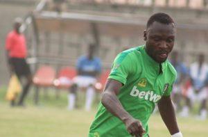 Aduana Stars forward Bright Adjei unhappy following cancellation of 2019/20 league season
