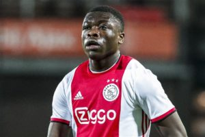 Ajax part ways with Ghanaian youngster Brian Brobbey