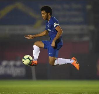 Chelsea release defender Richard Nartey