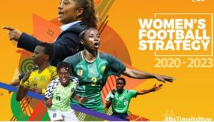 CAF launches Women's Football Strategy
