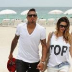 KP Boateng and Melissa Satta celebrate their fourth anniversary