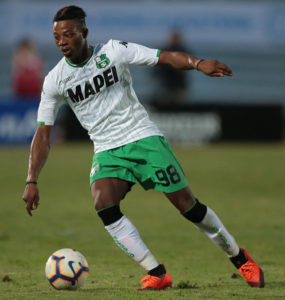 Defender Claud Adjapong focused on permanent stay in US Lecce