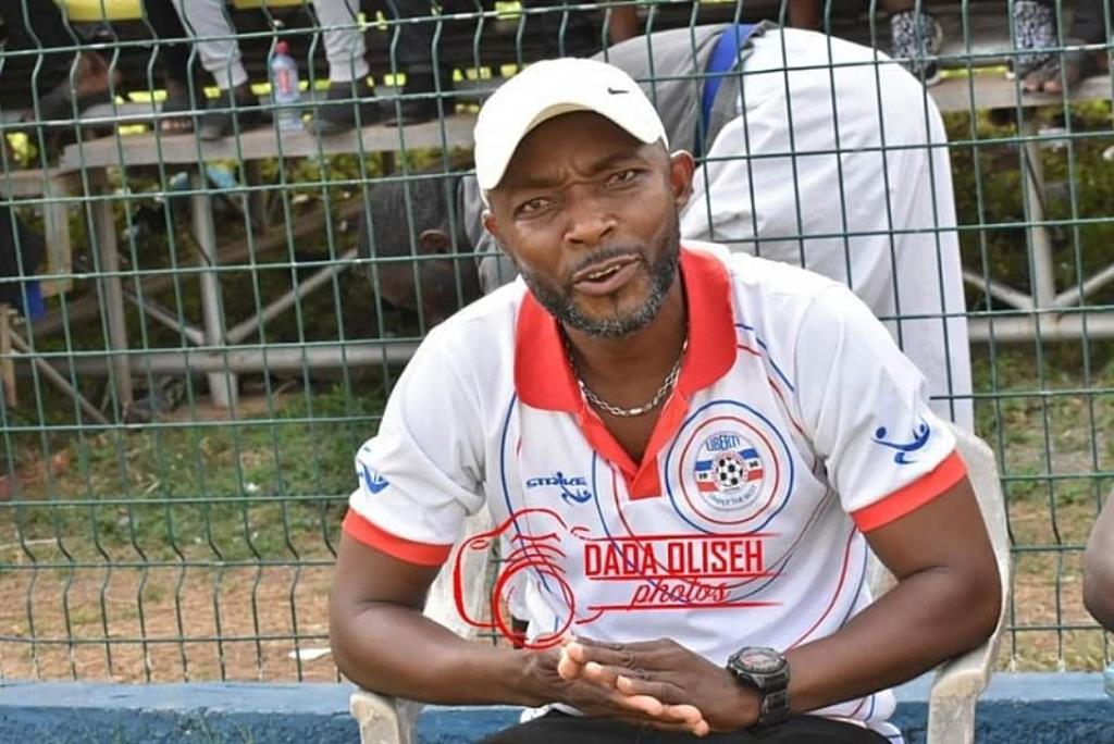 2020/21 Ghana Premier League: I am not under pressure - Liberty Professionals coach David Ocloo