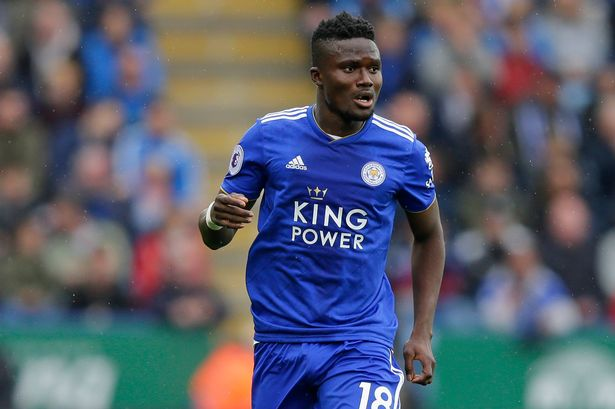Fulham make approach to sign Daniel Amartey from Leicester City