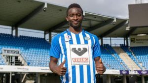 Danish side Esbjerg fB says goodbye to Dauda Mohammed after successful loan spell