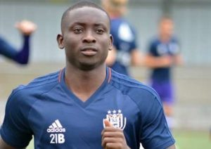 RSC Anderlecht ready to sell Ghanaian striker Dauda Mohammed