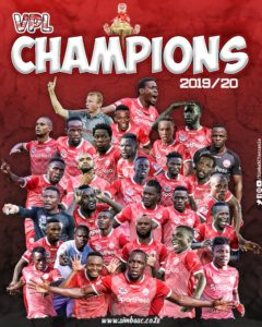 Simba win league title with six games to spare