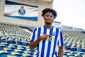 Done Deal: FC Porto sign Ghanaian striker Kelvin Owusu Boateng