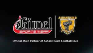 Ashanti Gold SC seal kit sponsorship deal with UK-based iGimel Sportswear