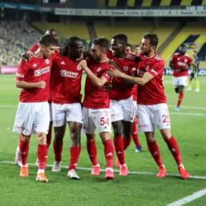 Isaac Cofie secures Europa League qualification with Sivasspor after win against Fenerbahçe