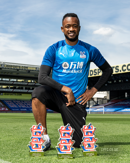Checkout brilliant Jordan Ayew's numbers for Crystal Palace