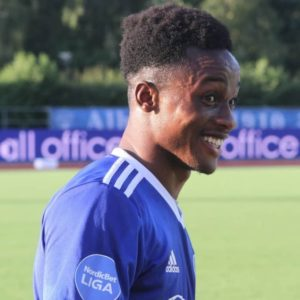 VIDEO: Watch Emmanuel Toku's wonderful first goal of the season for Fremad Amager