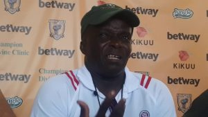 """I will be """"disappointed"""" if GFA appoints foreign coach as a Technical Director - Ebusua Dwarfs coach Ernest Quartey"""