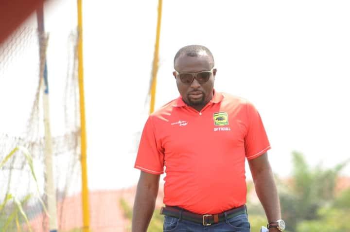 Previous Kotoko management have engaged Yusif Chibsah to terminate Strike deal - Nana Coker