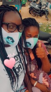 Bolga All Stars produce branded nose masks