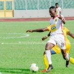 Salomon Kalou was my best friend- Kotoko legend Jordan Opoku