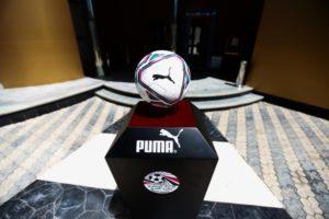 Egyptian FA reveals new Premier League ball