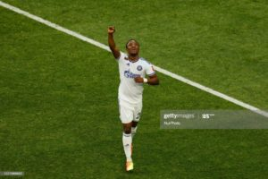 VIDEO: Watch Joel Fameyeh's 8th goal of the season for Orenburg in win at Dynamo Moscow