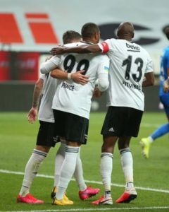 Kevin-Prince Boateng delighted after scoring for Beşiktaş in win over Kasimpasa