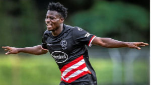 Teenager Kevin Ofori to play a bigger role at Fortuna Dusseldorf next season