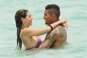 Melissa Satta reveals sex comments almost ruined her relationship with Kevin Prince Boateng