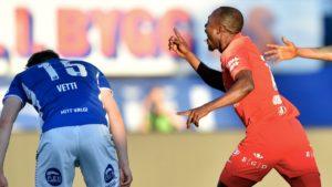 VIDEO: Ghana's Gilbert Koomson scores for SK Brann against IK Start