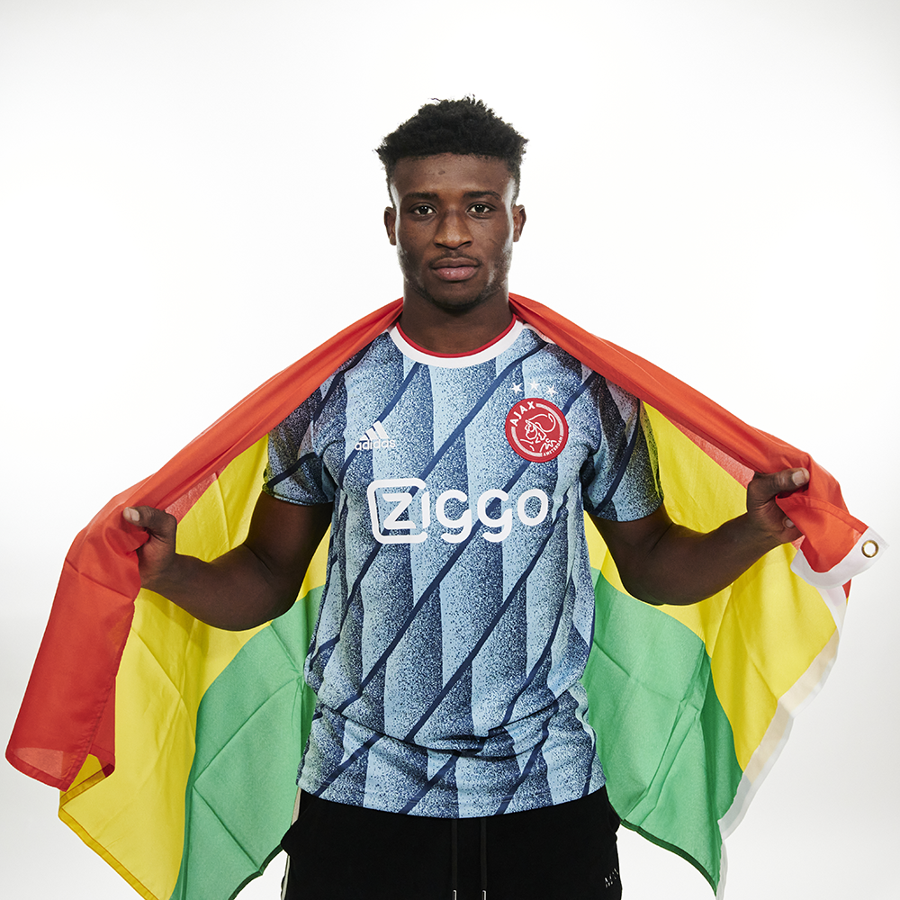Mohammed Kudus and the successful Nordsjaelland project