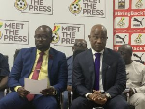 GFA gives breakdown of how they are disbursing FIFA, CAF Covid-19 relief funds