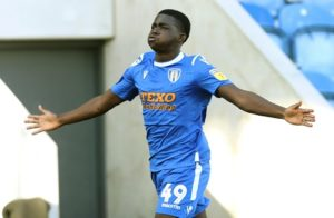 Ghanaian midfielder Kwame Adubofour nominated for three awards at Colchester United