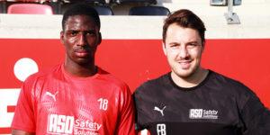 German side SV Lippstadt sign Ghanaian defender Jonathan Kyeremateng