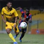 I can play for Kotoko if AshantiGold lets me go- Latif Anabila