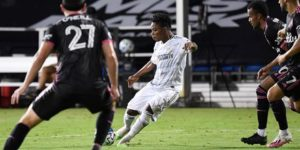 VIDEO: Latif Blessing scores as LAFC reach MLS is Back Tournament quarter-final