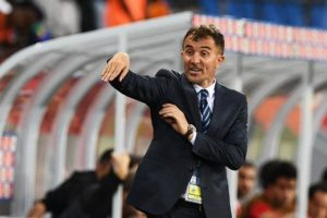 'We have to work, not sit crying' over Covid-19 says Zambia coach Micho