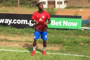 Liberty Professionals pen goodwill message to Mubarak Alhassan after joining Granada FC