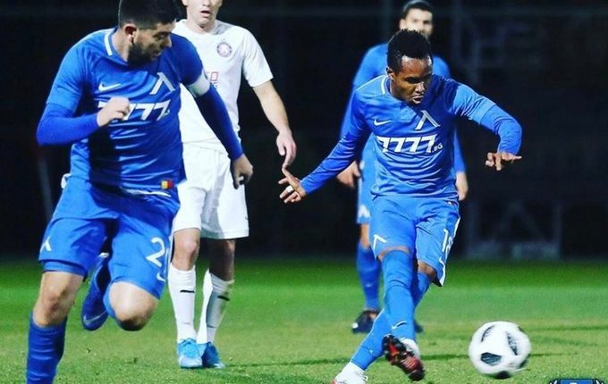 Nasiru Mohamed is already happy with his situation in Levski