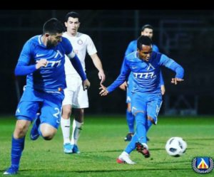 VIDEO: Watch Nasiru Mohammed's FIRST goal Levski Sofia in Bulgarian top-flight league