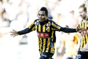 Levski Sofia negotiating to part ways with Ghanaian winger Nasiru Mohamed
