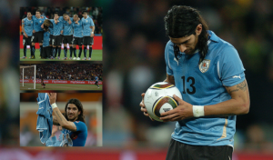 Uruguay throwback to 'miraculous' win against Ghana at 2010 WC