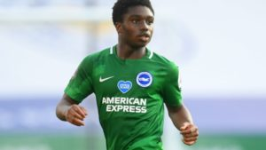 Ghana FA contacts Brighton & Hove Albion defender Tariq Lamptey - Reports