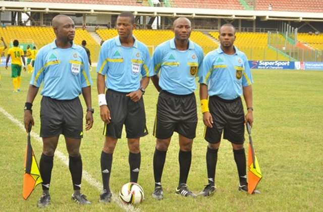 Feature: New GFA Referees manager and RAG