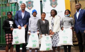 Malawi FA rolls out COVID-19 Relief Food Packs programme