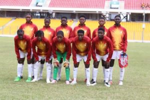 Black Maidens to continue qualifiers to FIFA U-17 Women's WC in October