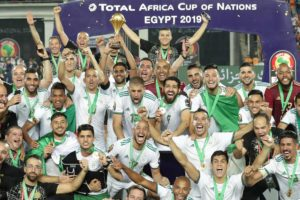 FEATURE: A year ago, Algeria ruled the continent