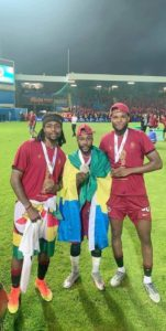 Ghanaian striker Benjamin Tetteh clinches MOL Cup with Sparta Prague