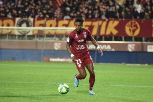 John Boye's FC Metz take on PSG on opening weekend of 2020/2021 French Ligue 1 season