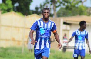 Dan Quaye claims he wanted to play for Asante Kotoko