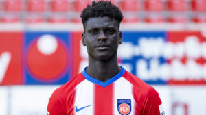 Youngster Andrew Owusu leaves FC Heidenheim
