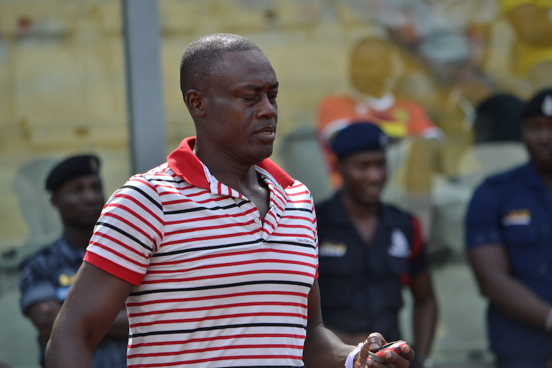 Michael Osei reveals how much Kotoko paid to sign him